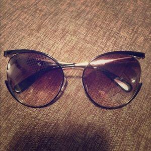 Salvatore Ferragamo sunglasses brand new in box!